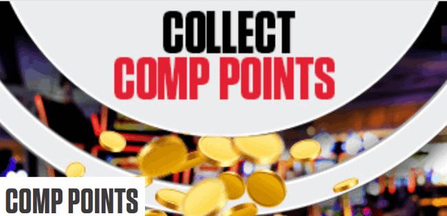 Ladbrokes Casino Comp Points