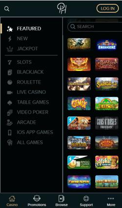 Prospect Hall Mobile Casino