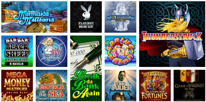32Red Casino Games Screenshot