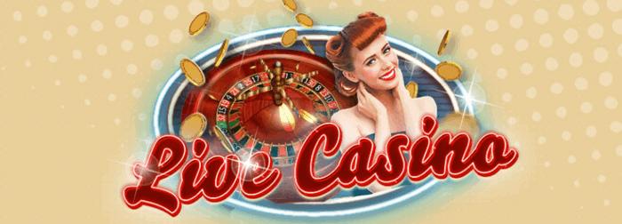 777 Live Casino Screenshot