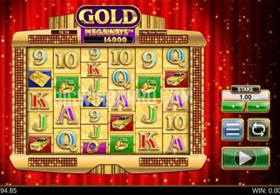 big time gaming gold megaways