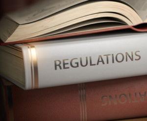 books regulations