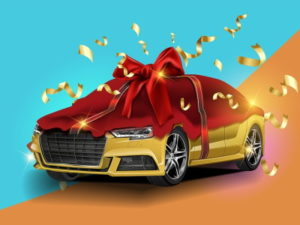 car competition prize