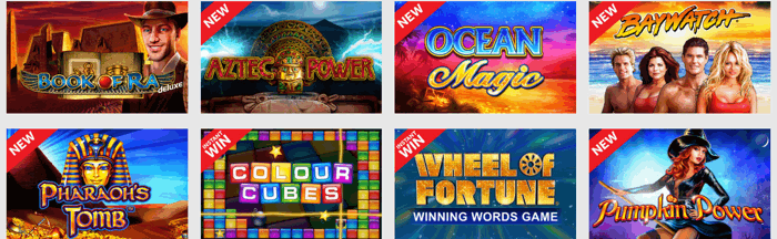 Genting Casino Games