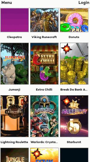 highroller casino mobile