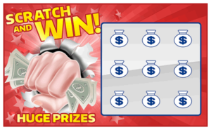 instant win games and scratchcards