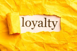 loyalty for existing customers
