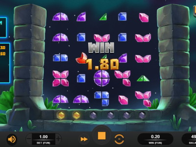 megaclusters example game