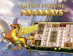 megaways divine fortune