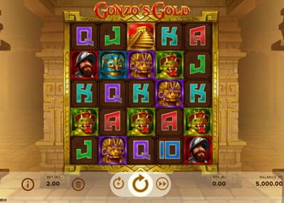 netent gonzos gold