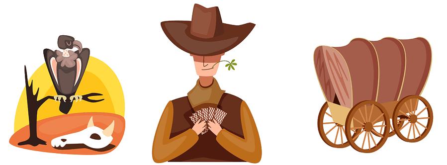 poker wild west