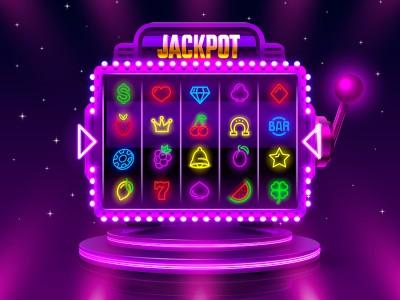 slot game graphic