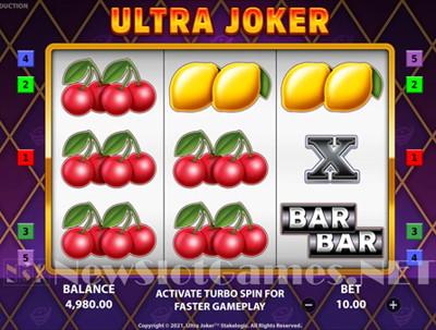 ultra joker slot