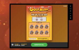 videoslots gold rush